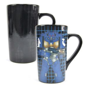 [Warhammer 40K: Heat Changing Mug: Space Marine (Product Image)]