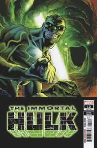 [Immortal Hulk #12 (2nd Printing Bennett Variant) (Product Image)]