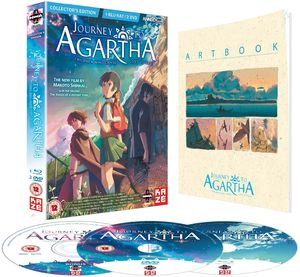 [Journey To Agartha (Collectors Blu-Ray/DVD) (Product Image)]