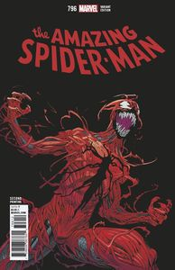 [Amazing Spider-Man #796 (2nd Printing Hawthorne Variant) (Product Image)]
