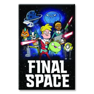 [Final Space: Magnet: Hopeless Magnet (Product Image)]