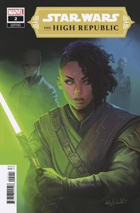 [Star Wars: High Republic #2 (Witter Variant) (Product Image)]