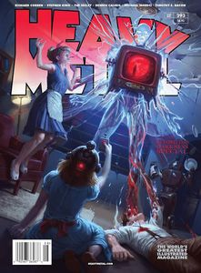 [Heavy Metal #293 (Cover A) (Product Image)]