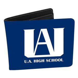 [My Hero Academia: Wallet: U.A. (Product Image)]