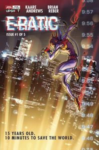 [E Ratic #1 (Cover A Andrews) (Product Image)]