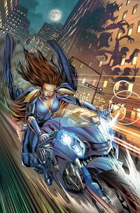 [The cover for Belle: Targeted Prey (One Shot) (Cover A Vitorino)]