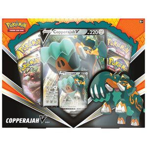 [Pokemon: Card Game: Copperajah V: Box (Product Image)]