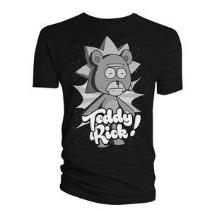 [Rick & Morty: T-Shirt: Teddy Rick (Season 4 Exclusive) (Product Image)]