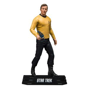 [Star Trek: Action Figure: Captain James T Kirk (Product Image)]