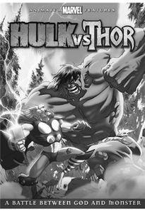 [Hulk Vs Thor (Product Image)]