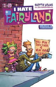 [I Hate Fairyland #14 (Images Of Tomorrow Variant) (Product Image)]