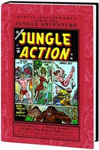 [Marvel Masterworks: Atlas Era: Jungle Adventure: Volume 2 (Hardcover) (Product Image)]