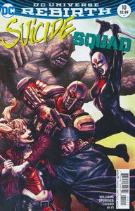 [Suicide Squad #10 (Justice League: Suicide Squad - Variant Edition) (Product Image)]