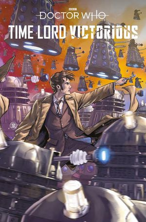 [The cover for Doctor Who: Time Lord Victorious #2 (Cover A Andie Tong)]