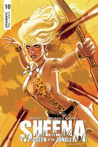 [Sheena #10 (Cover C Galindo) (Product Image)]