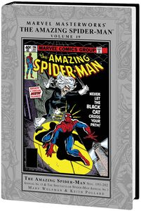 [Marvel Masterworks: Amazing Spider-Man: Volume 19 (Hardcover) (Product Image)]