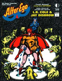 [The cover for Alter Ego #117]