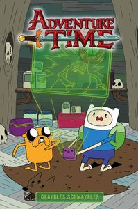 [Adventure Time: Graybles Schmaybles: Volume 5 (Product Image)]