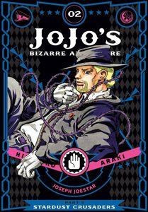 [Jojo's Bizarre Adventure: Stardust Crusaders: Volume 2 (Hardcover) (Product Image)]