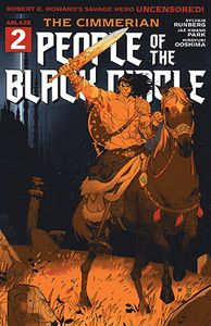 [Cimmerian: People Of Black Circle #2 (Cover C Montllo) (Product Image)]