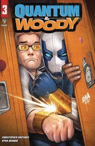 [Quantum & Woody (2020) #3 (Cover A Nakayama) (Product Image)]