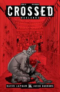 [Crossed Badlands #10 (Red Crossed Variant) (Product Image)]