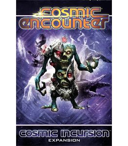 [Cosmic Encounters: Expansion: Cosmic Incursion (Product Image)]