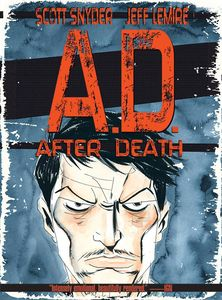 [A.D. After Death: (Forbidden Planet Exclusive Signed Mini Print Edition - Hardcover) (Product Image)]