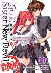 [The Testament Of Sister New Devil Storm: Volume 1 (Product Image)]