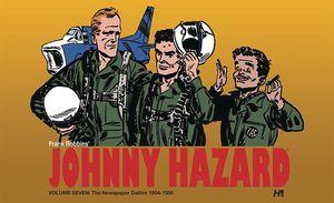 [Johnny Hazard: Dailies: Volume 7: 1954-1956 (Hardcover) (Product Image)]