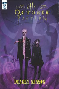 [October Faction: Deadly Season (Product Image)]