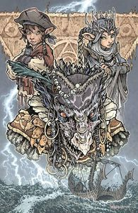 [Jim Henson's The Dark Crystal: Age Of Resistance #12 (Cover C Petersen Variant) (Product Image)]