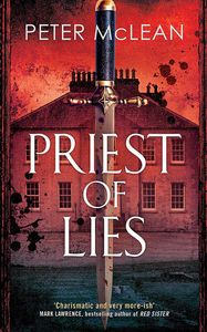 [Priest Of Lies (Hardcover) (Product Image)]