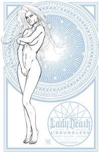 [Lady Death: Ongoing #7 (San Diego Wed) (Product Image)]