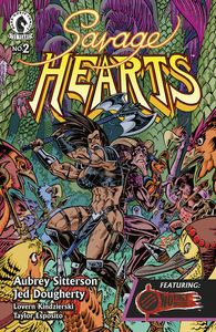 [Savage Hearts #2 (Product Image)]
