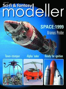 [Sci Fi & Fantasy Modeller: Volume 38 (Product Image)]