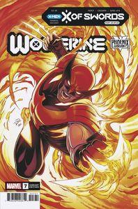 [Wolverine #7 (Dauterman Wolverine Phoenix Variant XoS) (Product Image)]