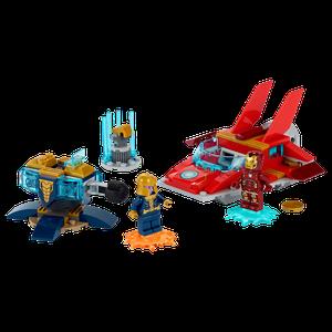 [LEGO: Marvel: Avengers: Iron Man Vs. Thanos (Product Image)]