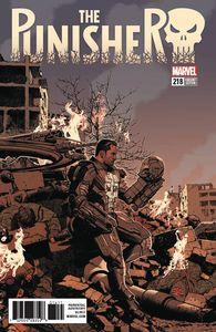 [Punisher #218 (Smallwood Variant) (Legacy) (Product Image)]
