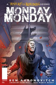 [Monday Monday: Rivers Of London #1 (Cover B Beroy) (Product Image)]