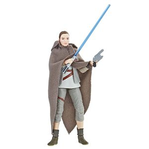 [Star Wars: The Last Jedi: Vintage Collection Action Figure: Island Journey Rey (Product Image)]