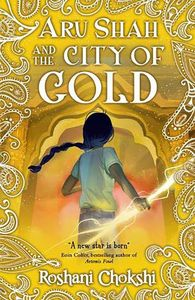 [Aru Shah: City Of Gold (Product Image)]