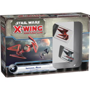 [Star Wars: X-Wing Miniatures: Expansion Set: Imperial Aces (Product Image)]
