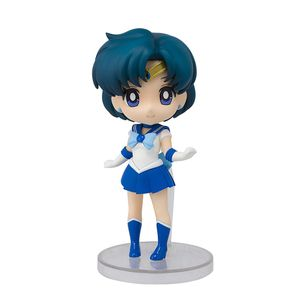 [Sailor Moon: Figuarts Mini Action Figure: Sailor Mercury (Product Image)]