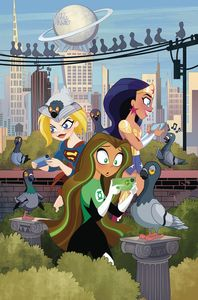 [Teen Titans Go: DC Super Hero Girls: Giant Edition #1 (Product Image)]