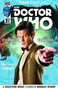 [Doctor Who 2015: Four Doctors #3 (Subscription Photo) (Product Image)]