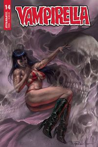 [Vampirella #14 (Cover A Parrillo) (Product Image)]