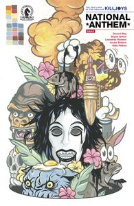 [True Lives Of The Fabulous Killjoys: National Anthem #4 (Cover C Seeley) (Product Image)]