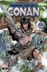 [Savage Sword Of Conan #10 (Product Image)]