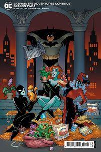 [Batman: The Adventures Continue: Season II #1 (Amanda Conner Card Stock Variant) (Product Image)]